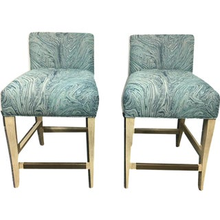 Pearson Stacey Counter Stools- A Pair