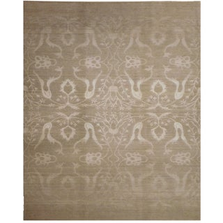 Transitional Style Rug - 5′9″ × 8′