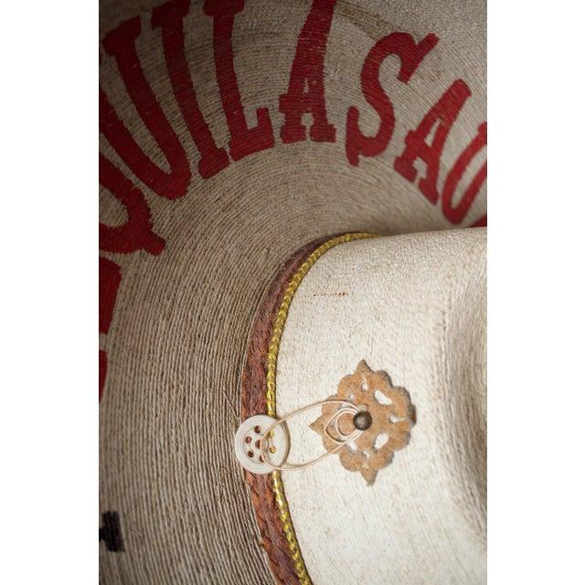Vintage Advertising Sombrero - Image 4 of 9