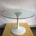 Image of White Tulip Table