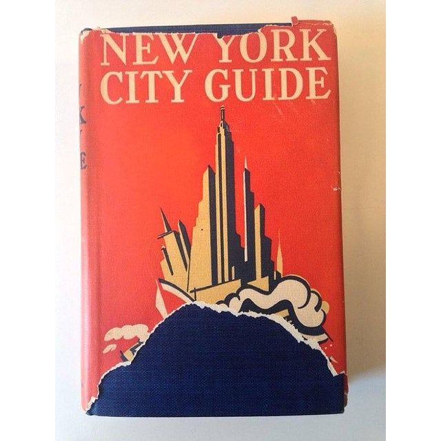 1939 WPA New York City Guidebook, 1st Edition - Image 2 of 6