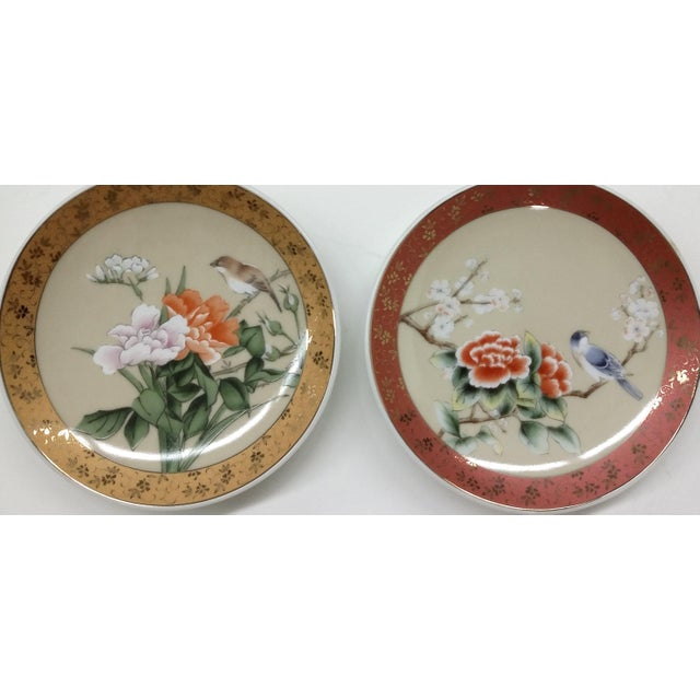 Asian style plates