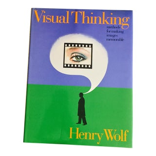 Visual Thinking Coffee Table Graphic Design Picture Book