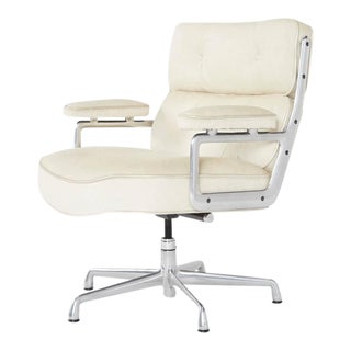 Hair-On Hide Time Life Lobby Chairs by Eames for Herman Miller