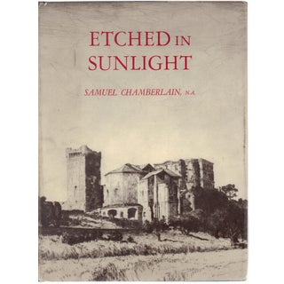 """""""Etched in Sunlight: The Graphic Arts"""" Hardcover Book"""