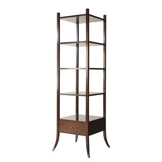 Barbara Barry for Baker Furniture Etagere Shelves - A Pair