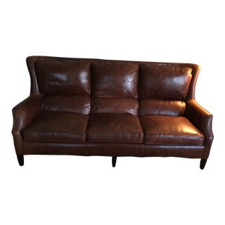 Arhaus Alex Leather Sofa