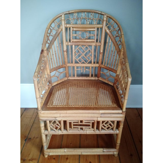 Brighton Pavilion Inspired Bamboo Chair - Image 2 of 7