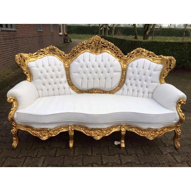 Baroque Italian Sofa/Couch - Image 2 of 4
