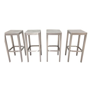 Emeco Bar Stools - Set of 4
