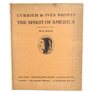 Currier & Ives Prints: The Spirit of America