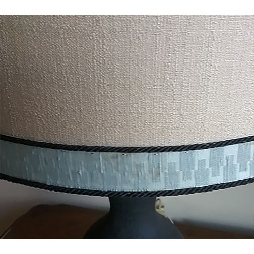 Midcentury Modern Marboro Lamp with Original Shade - Image 4 of 4