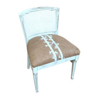 Redesigned Cane Chair