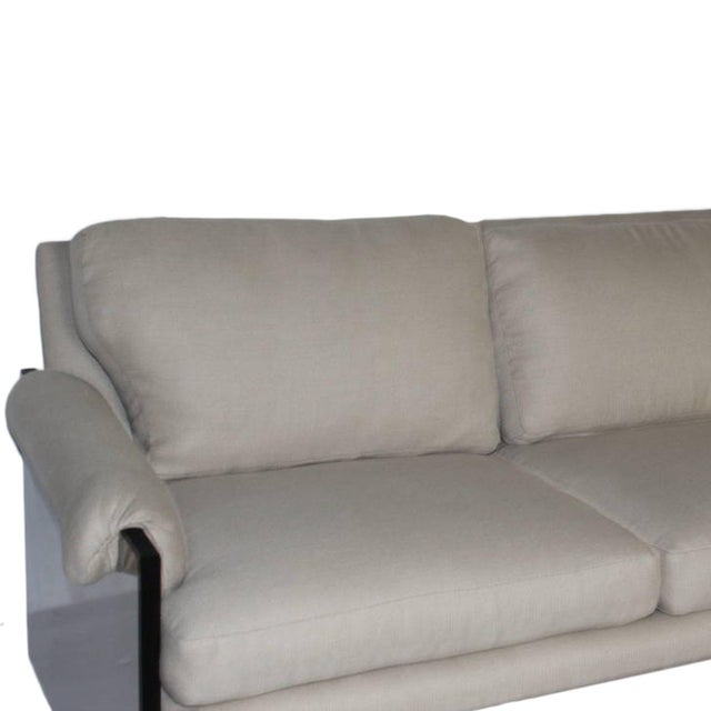 Image of Milo Baughman Lucite Sofa