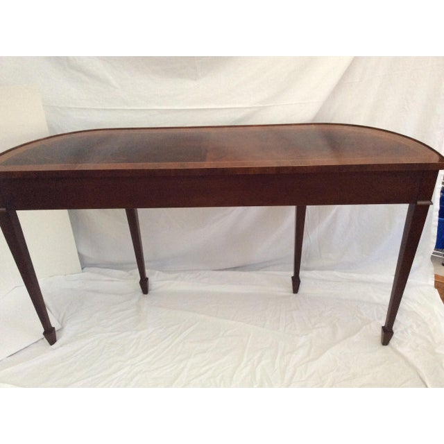 Hekman Copley Square Sofa Table - Image 5 of 9