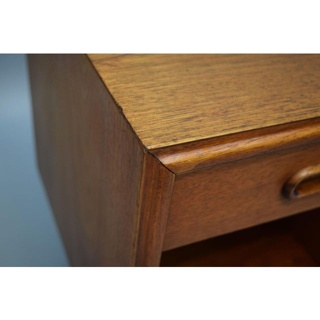 Jack Cartwright for Founders Walnut Nightstands - A Pair - Image 11 of 11