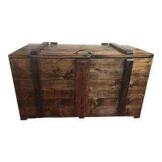 Wooden Handmade Chest