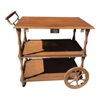 Walter of Wabash Bar Cart