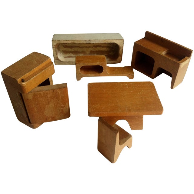 Creative Playthings Eames Era Furniture Toys - Image 1 of 6