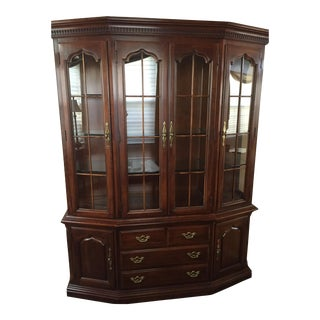 Thomasville American Drew China Cabinet