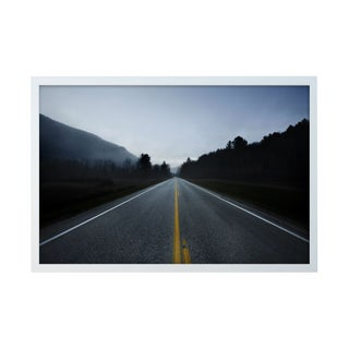 "Michael Hedden ""Headlights"" Framed Photo Print"