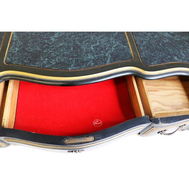 Louis XV Style Bureau Plat Writing Desk - Image 4 of 6