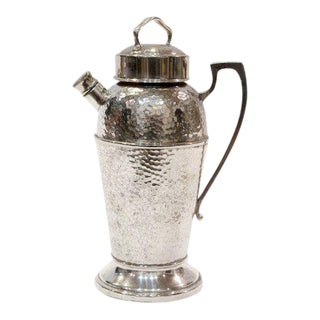 Vintage 1930s Cocktail Shaker