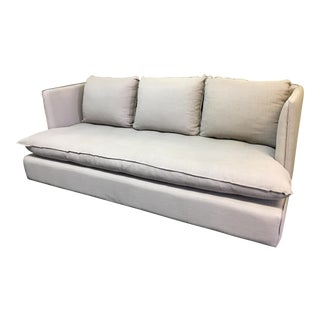 Contemporary Pacific Heights Linen Sofa