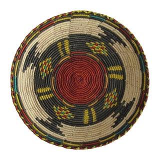 Navajo Decorative Woven Basket