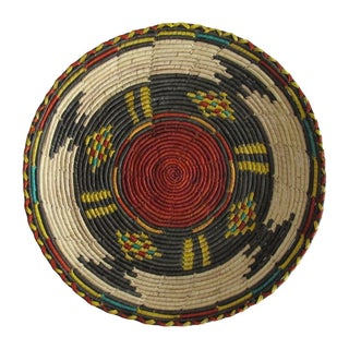 Navajo Decorative Woven Basket