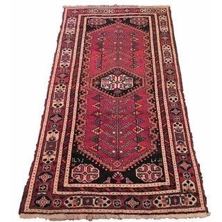 Oriental Persian Rug - 3′3″ × 6′4″