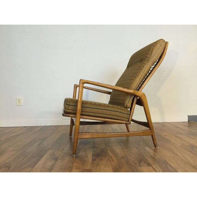 Mid-Century Adjustable High Back Lounge Chair - Image 2 of 11