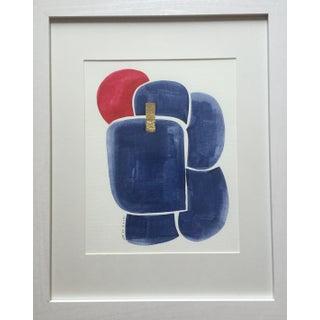 """Japan"" Original Acrylic On Paper"