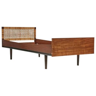1960s Hans J. Wegner for GETAMA Danish Teak Child's Single Bed
