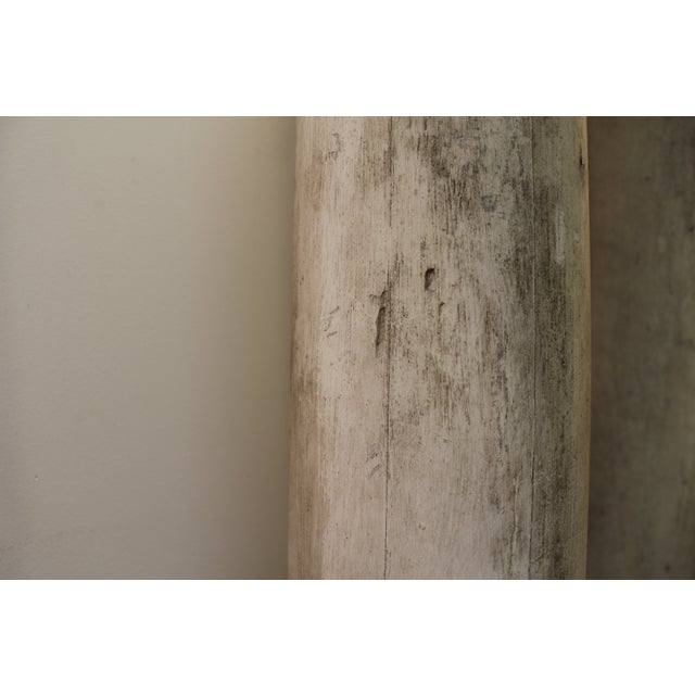 1930s Salvaged Architectural Columns - A Pair - Image 8 of 11