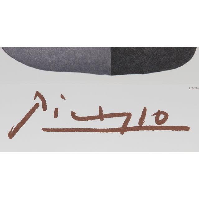 Pablo Picasso Lithograph - Guitare Et Partition - Image 2 of 2