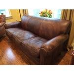 Image of Hancock & Moore Leather Sofa