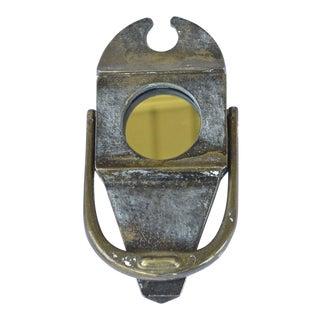 1930s Peephole Knocker