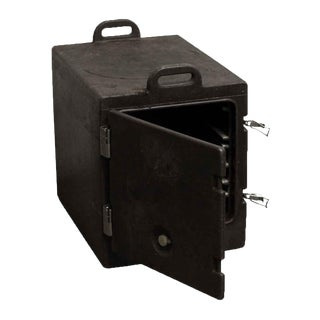 Cambro Black Food Pan Carrier