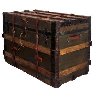 Late 1800's Packing Trunk