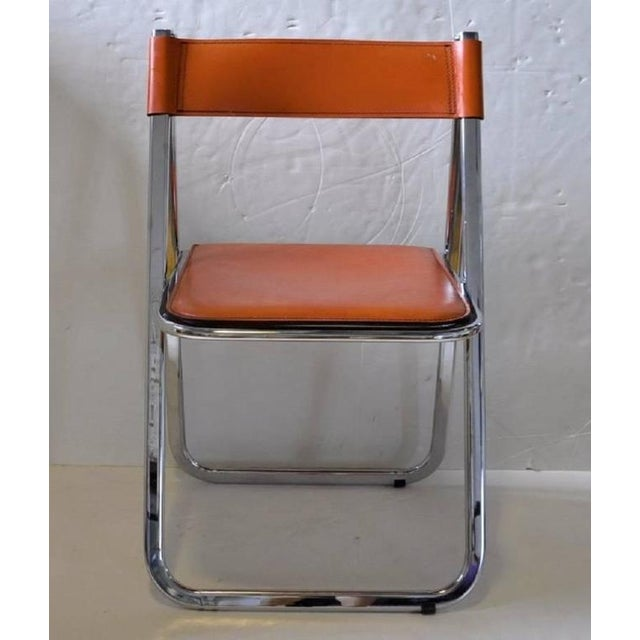 Tamara Folding Chairs by Arrben - A Pair - Image 5 of 7