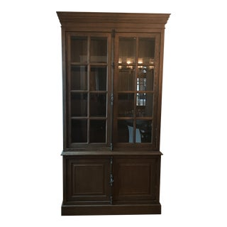Restoration Hardware French Caseman Hutch