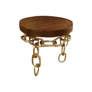 Chain Link Wharf Table