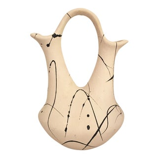 Mid-Century Modern Carafe or Vase
