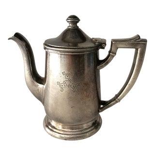 Vintage Yosemite Ahwahnee Hotel Tea Pot