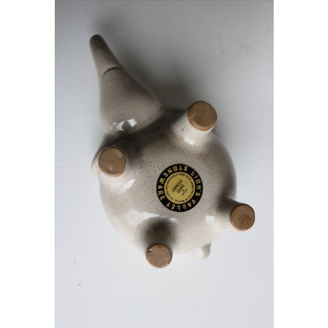 David Stewart Ceramic Animal Planters - Image 6 of 8
