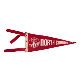 North Conway Felt Flag