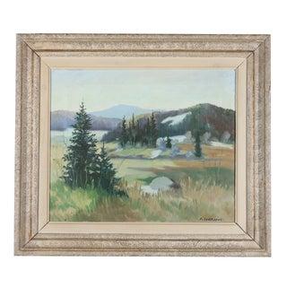 K. Isaksson, Landscape Impression
