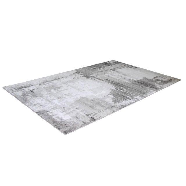 """Turkish Gray Abstract Rug - 6'8"""" x 9'8"""" - Image 3 of 4"""