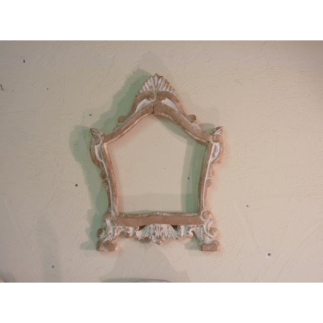 Italian Carved Rococo Frame - Image 2 of 5
